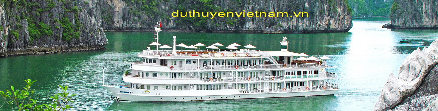 du thuyen au co cruises