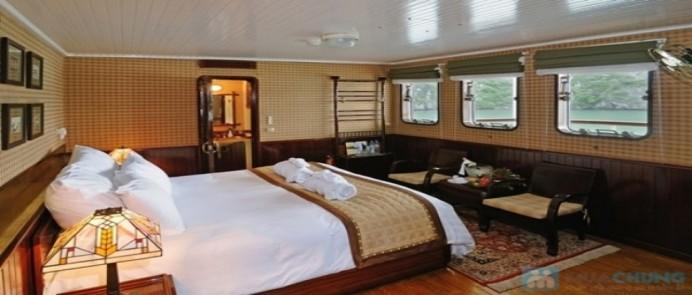 Deal Du thuyền Emeraude Classic 2 ngày 1 đêm