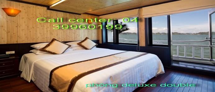 Deal du thuyền Hạ Long Syrena 2 ngày 1 đêm