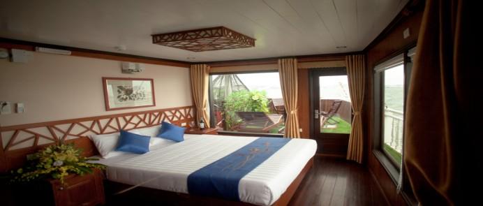 Deal du thuyền Grayline Hạ Long hè 2014