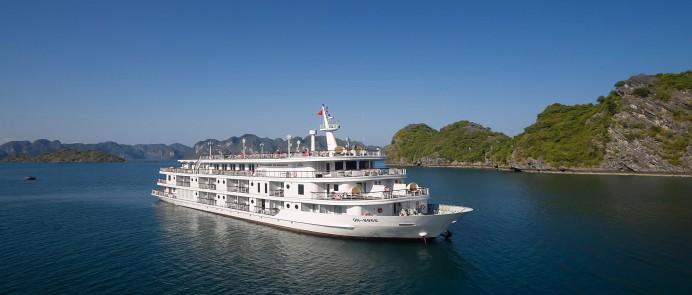 Khuyến mại tour du thuyền Paradise Elegance 2 ngày 1 đêm